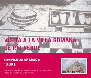visita Villa Romana