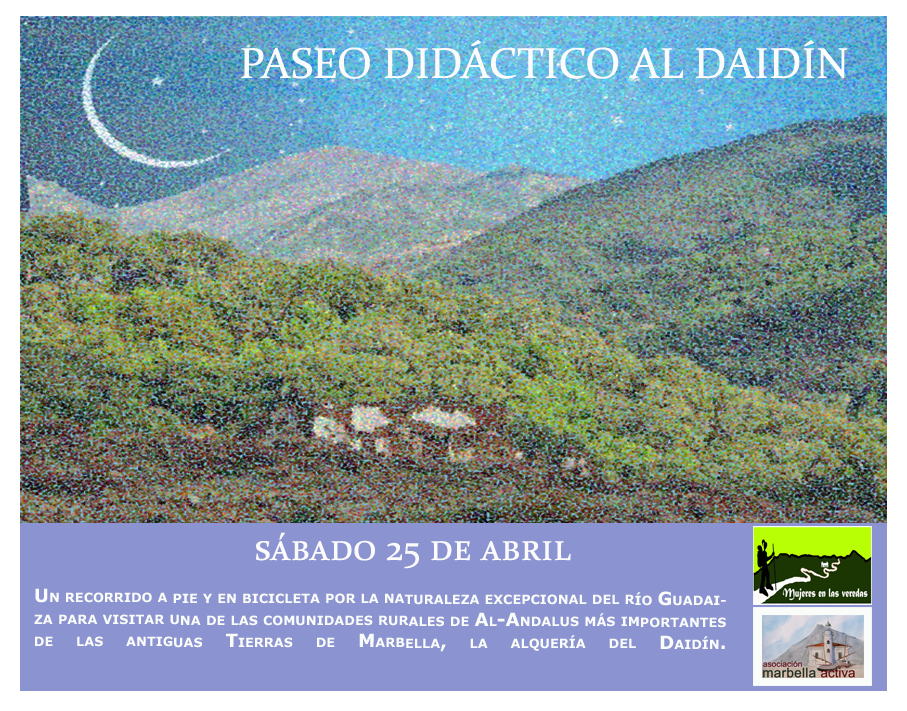 Cartel evento daidin