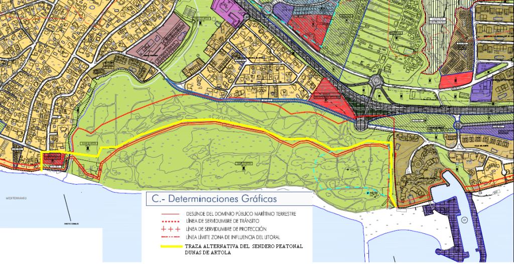 mapa clasificación Dunas cabo pino-2 R