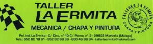 Logo Taller la Ermita R