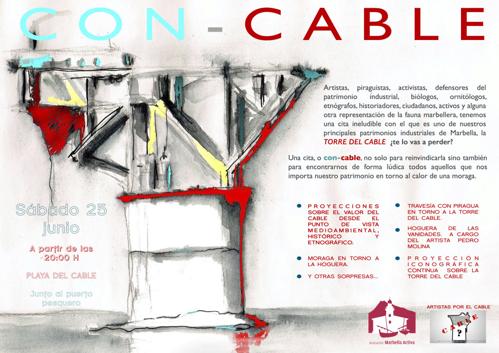 CARTEL CABLE 25 JUNIO