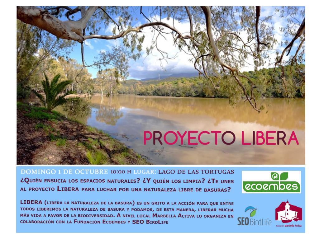 Cartel evento Lago de las Tortugas1